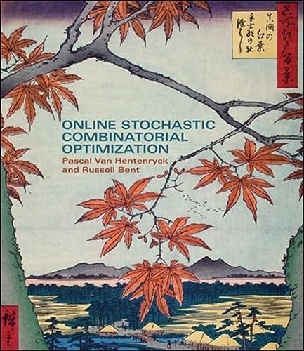 9780262513470: Online Stochastic Combinatorial Optimization (MIT Press)