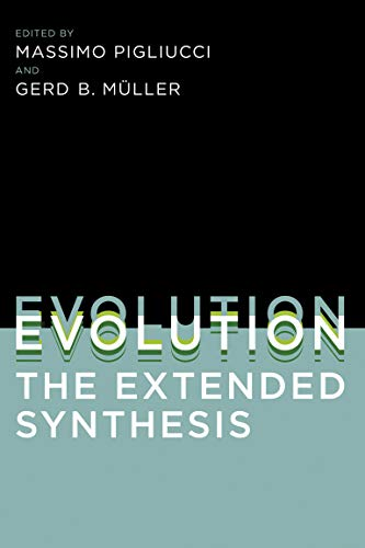 9780262513678: Evolution, the Extended Synthesis (MIT Press)