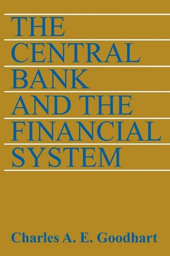 9780262513784: The Central Bank and the Financial System