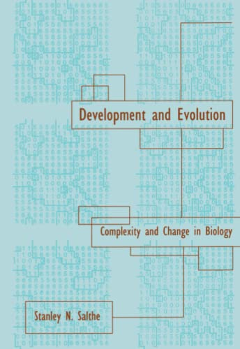 9780262513838: Development and Evolution: Complexity and Change in Biology (MIT Press)