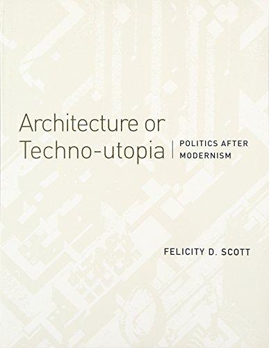 9780262514064: Architecture or Techno-Utopia: Politics after Modernism (MIT Press)