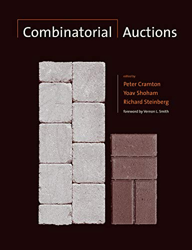 9780262514132: Combinatorial Auctions (MIT Press)