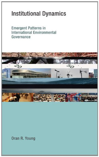 9780262514408: Institutional Dynamics: Emergent Patterns in International Environmental Governance (Earth System Governance)