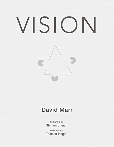 9780262514620: Vision: A Computational Investigation into the Human Representation and Processing of Visual Information (MIT Press)