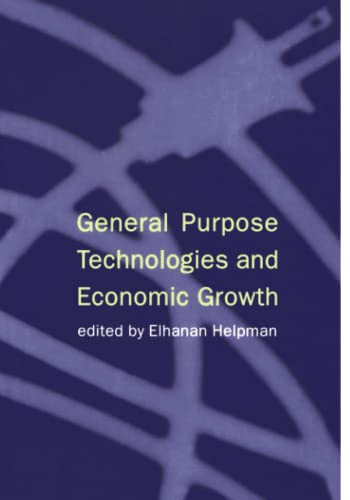 9780262514682: General Purpose Technologies and Economic Growth (MIT Press)