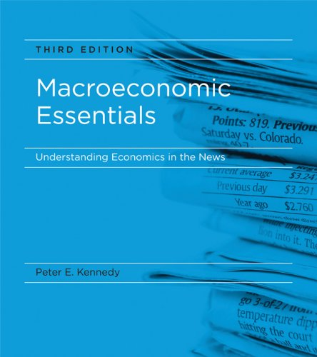 9780262514804: Macroeconomic Essentials: Understanding Economics in the News