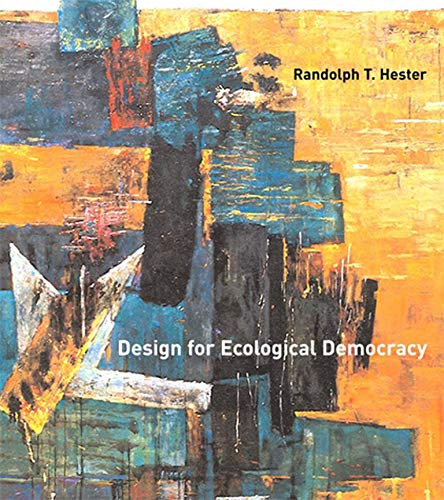 9780262515009: Design for Ecological Democracy (MIT Press)