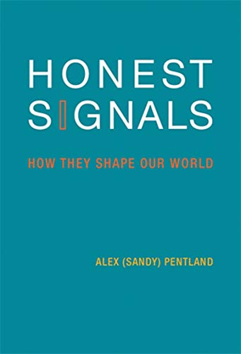 9780262515122: Honest Signals: How They Shape Our World (MIT Press)