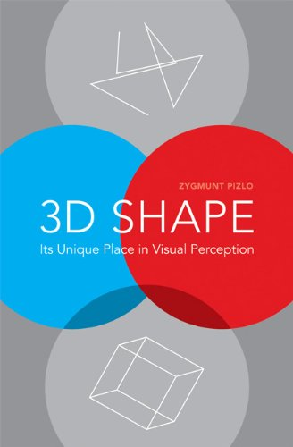 9780262515139: 3D Shape: Its Unique Place in Visual Perception