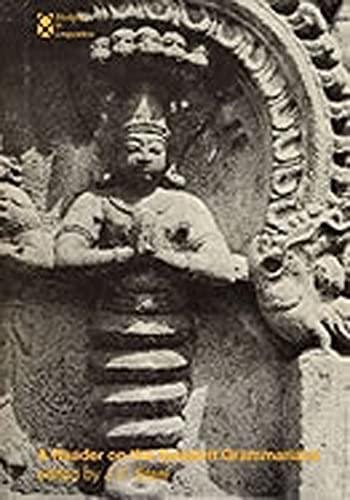 9780262515498: A Reader on the Sanskrit Grammarians (Current Studies in Linguistics)