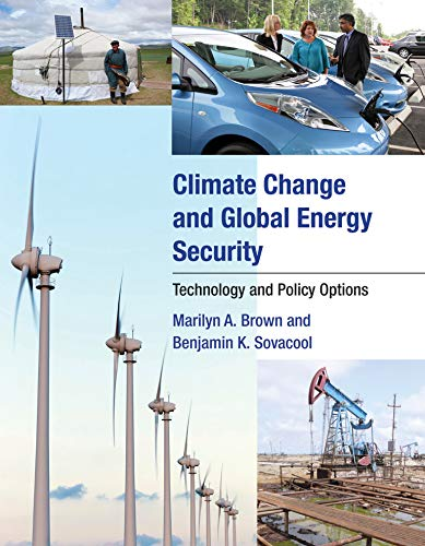 9780262516310: Climate Change and Global Energy Security: Technology and Policy Options (MIT Press)