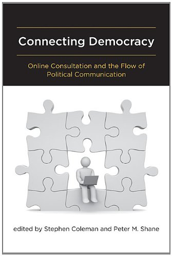 9780262516464: Connecting Democracy: Online Consultation and the Flow of Political Communication