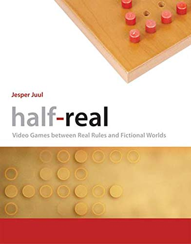 9780262516518: Half-Real - Video Games between Real Rules and Fictional Worlds