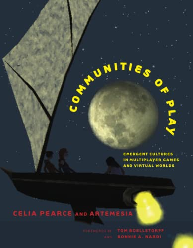 9780262516730: Communities of Play: Emergent Cultures in Multiplayer Games and Virtual Worlds (MIT Press)
