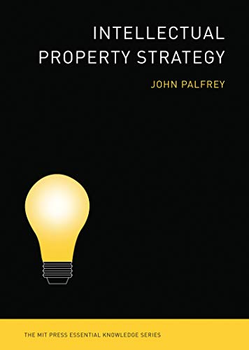 9780262516792: Intellectual Property Strategy