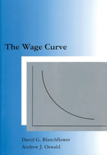 9780262517027: The Wage Curve (MIT Press)