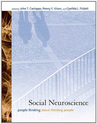 9780262517270: Social Neuroscience: People Thinking about Thinking People