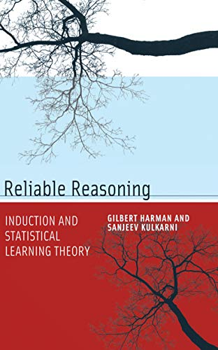 9780262517348: Reliable Reasoning: Induction and Statistical Learning Theory (Jean Nicod Lectures)