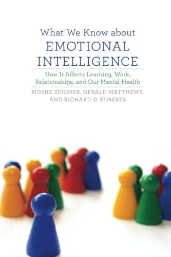 What We Know about Emotional Intelligence: How: Zeidner, Moshe, Matthews,