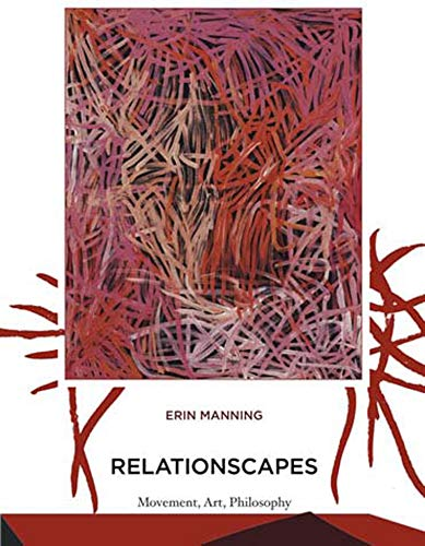 9780262518000: Relationscapes: Movement, Art, Philosophy (Technologies of Lived Abstraction)