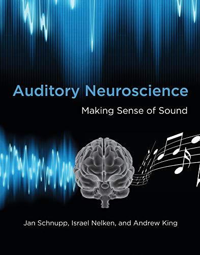 9780262518024: Auditory Neuroscience: Making Sense of Sound (MIT Press)