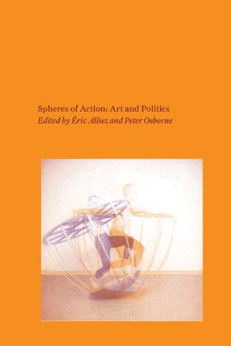 Spheres of Action: Alliez, +ric (edt)/