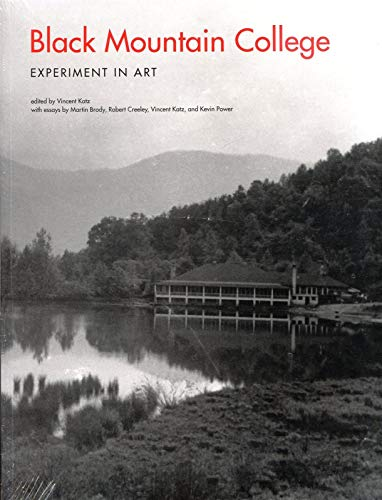 9780262518451: Black Mountain College - Experiment in Art