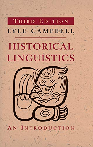 9780262518499: Historical Linguistics: An Introduction