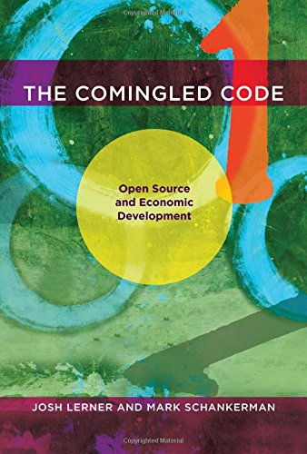 9780262518567: The Comingled Code: Open Source and Economic Development