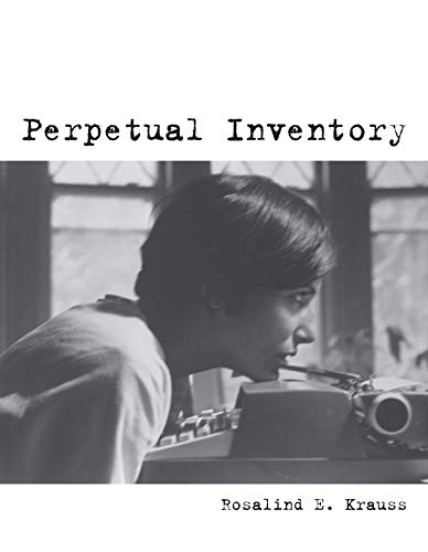9780262518727: Perpetual Inventory (October Books)