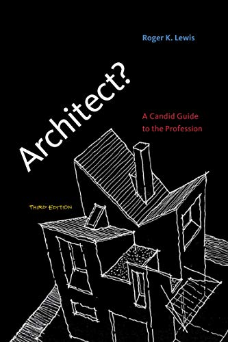 9780262518840: Architect?: A Candid Guide to the Profession (MIT Press)