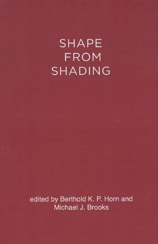 9780262519175: Shape From Shading (Artificial Intelligence Series)