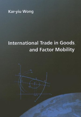 9780262519519: International Trade in Goods and Factor Mobility (MIT Press)
