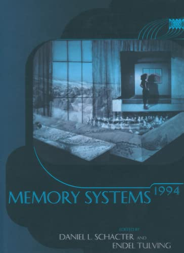 9780262519960: Memory Systems 1994 (MIT Press)