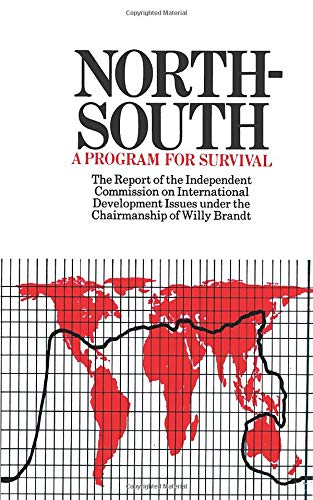 9780262520591: North-South: A Program for Survival