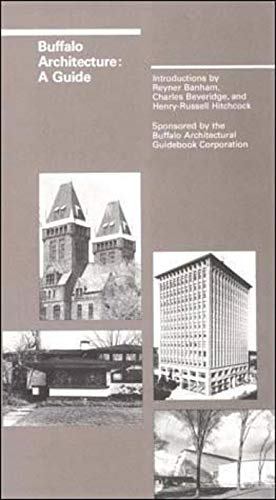9780262520638: Buffalo Architecture: A Guide
