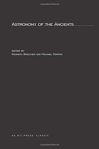 9780262520706: Astronomy of the Ancients