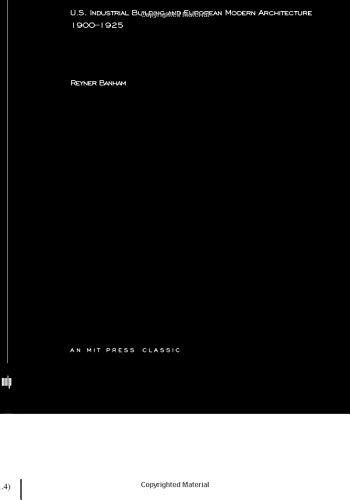 9780262521246: A Concrete Atlantis: U.S. Industrial Building and European Modern Architecture (MIT Press)