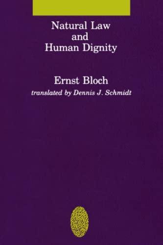 Natural Law and Human Dignity