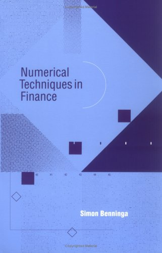 9780262521413: Numerical Techniques in Finance (The MIT Press)