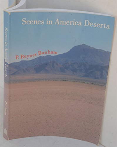 9780262521437: Scenes in America Deserta