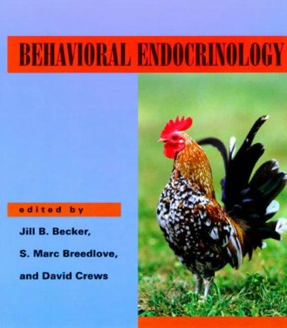 9780262521710: Behavioral Endocrinology (Bradford Books)