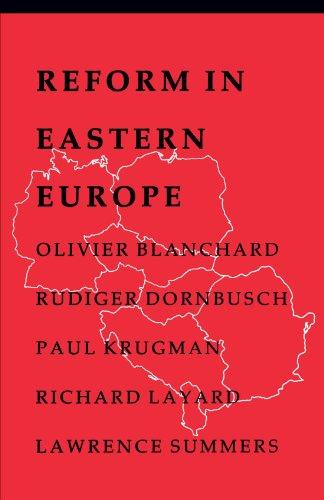 9780262521819: Reform in Eastern Europe (MIT Press)