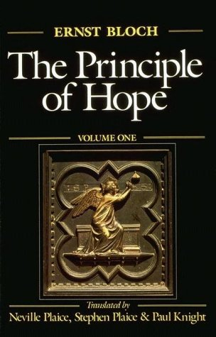 9780262522045: The Principle of Hope: Three-volume set (Studies in Contemporary German Social Thought)