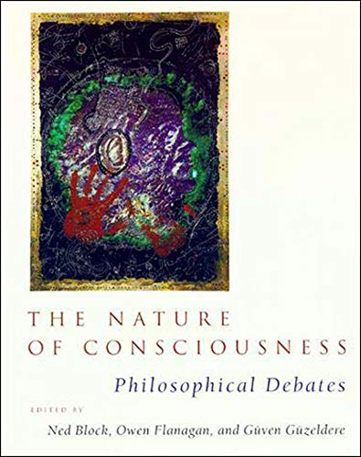9780262522106: The Nature of Consciousness: Philosophical Debates