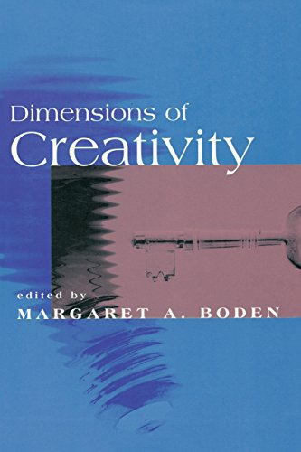 Dimensions of Creativity: Editor-Margaret A. Boden