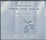 9780262522212: Demonstrations of Auditory Scene Analysis: The Perceptual Organization of Sound