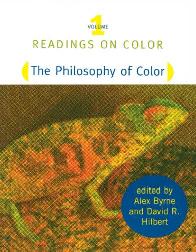 Readings on Color: The Philosophy of Color