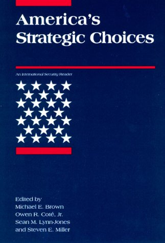 9780262522434: America's Strategic Choices