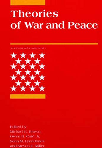 9780262522526: Theories of War and Peace (International Security Readers)